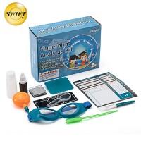 SWIFT 儿童生物显微镜配件课程包 指纹实验套装AK-FP