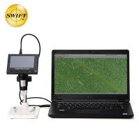 SWIFT数码显微镜配4.3英寸显示屏500倍  SS20-DM3