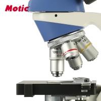 麦克奥迪(Motic)专业双目生物光学显微镜 科研实验1000倍 SK-124